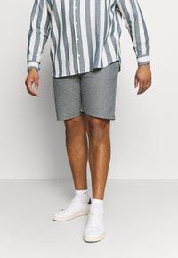 Jack´s Sportswear - RELAXT FIT - Shorts - blue mix - 0