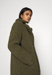 Noisy May - NMGABI JACKET - Winter coat - kalamata - 3