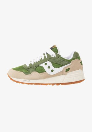 SHADOW DUMMY - Trainers - green/brown