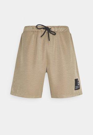 MOKENA UNISEX  - Teplákové kalhoty - sand