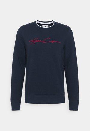 SPORT CREW - Sweatshirt - navy