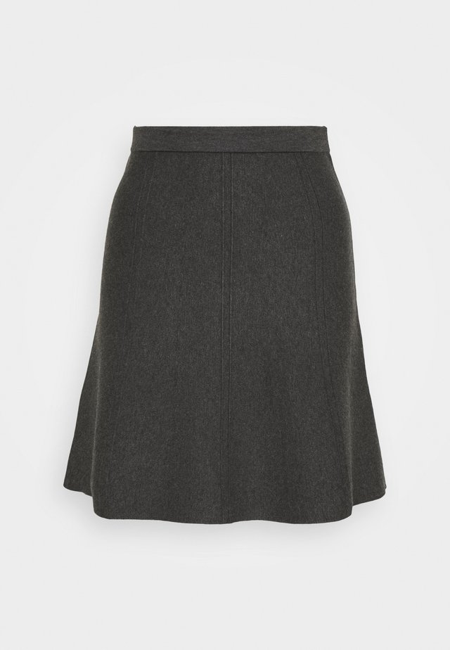 FAVORITE SKIRT SPECIAL - A-line skjørt - medium grey