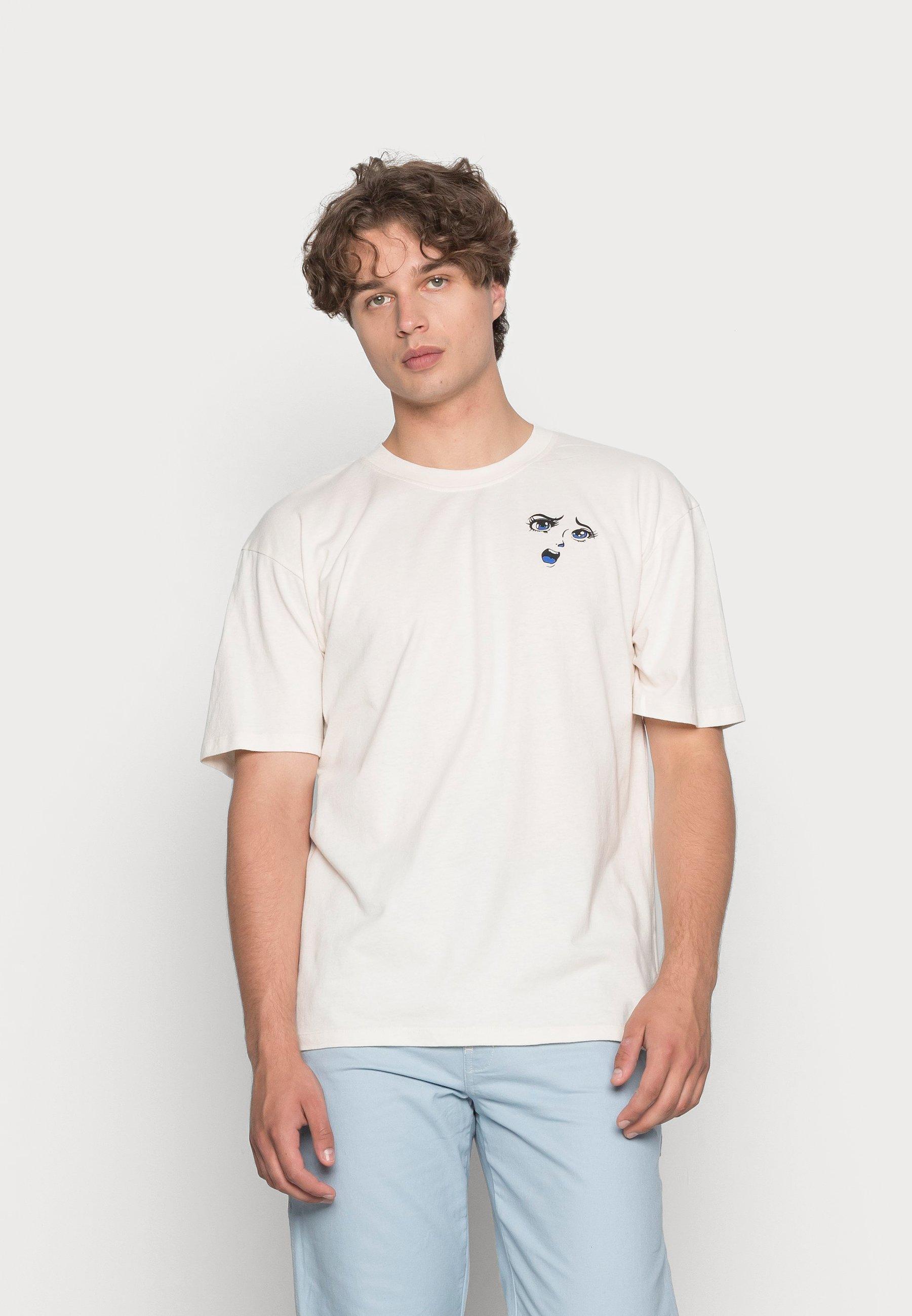 Men VIRTUAL WORLD  - Print T-shirt