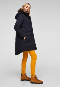 s.Oliver - MIT DOPPELKAPUZE - Winter coat - navy - 3