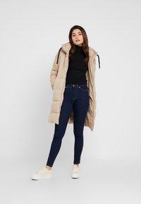 Dr.Denim Petite - PLENTY - Jeans Skinny Fit - rinsed blue - 1