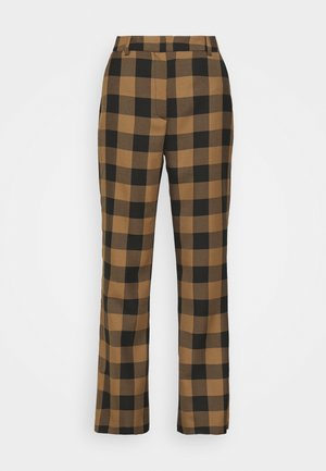 SOAP - Trousers - sepia tint