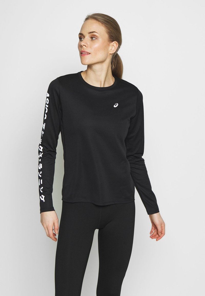ASICS - KATAKANA - Funktionsshirt - performance black