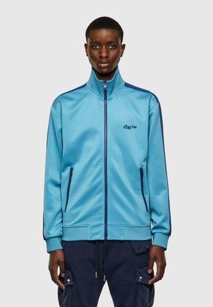 KRAMY - Training jacket - light blue
