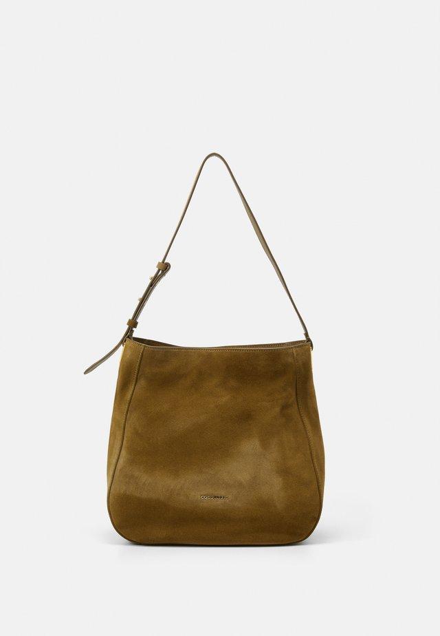 LEA - Käsilaukku - moss green