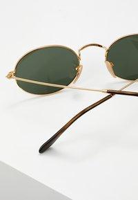 Ray-Ban - 0RB3547N OVAL - Sluneční brýle - gold-coloured - 2