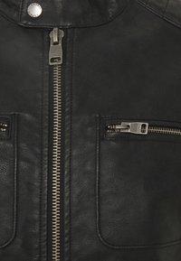 Esprit - VEGAN - Giacca in similpelle - black - 2