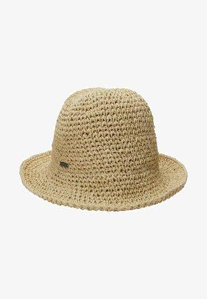 SIGHT SEEING  BOB - Chapeau - natural