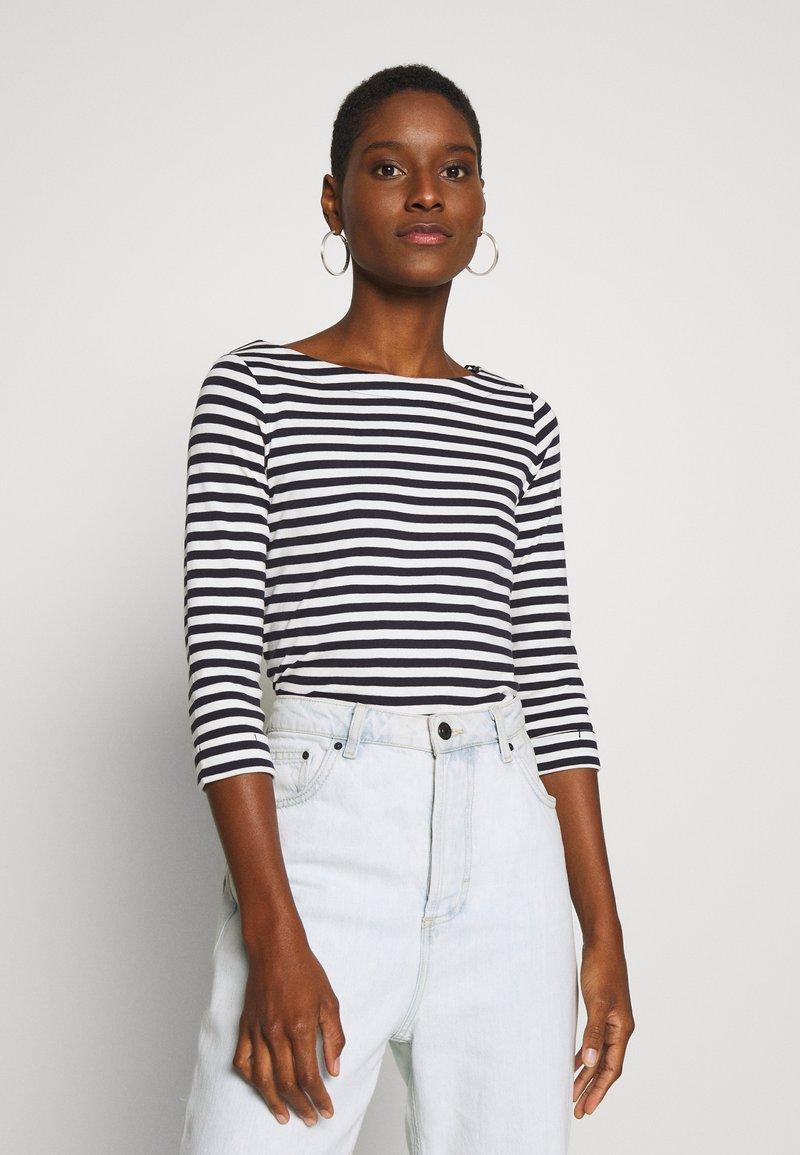 Esprit - TEE - Long sleeved top - navy