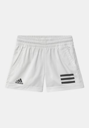 CLUB UNISEX - Sports shorts - white/black