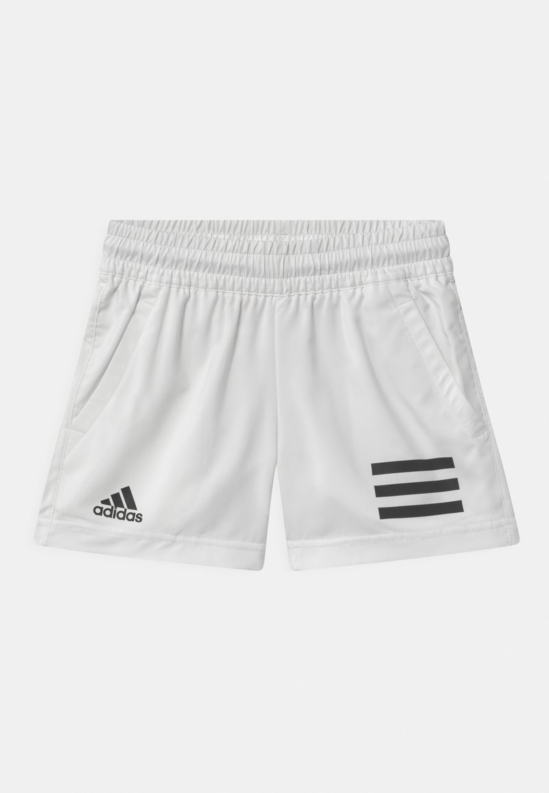 adidas Performance - CLUB UNISEX - Sports shorts - white/black