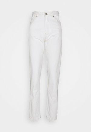 NORA - Jeans Tapered Fit - light ecru