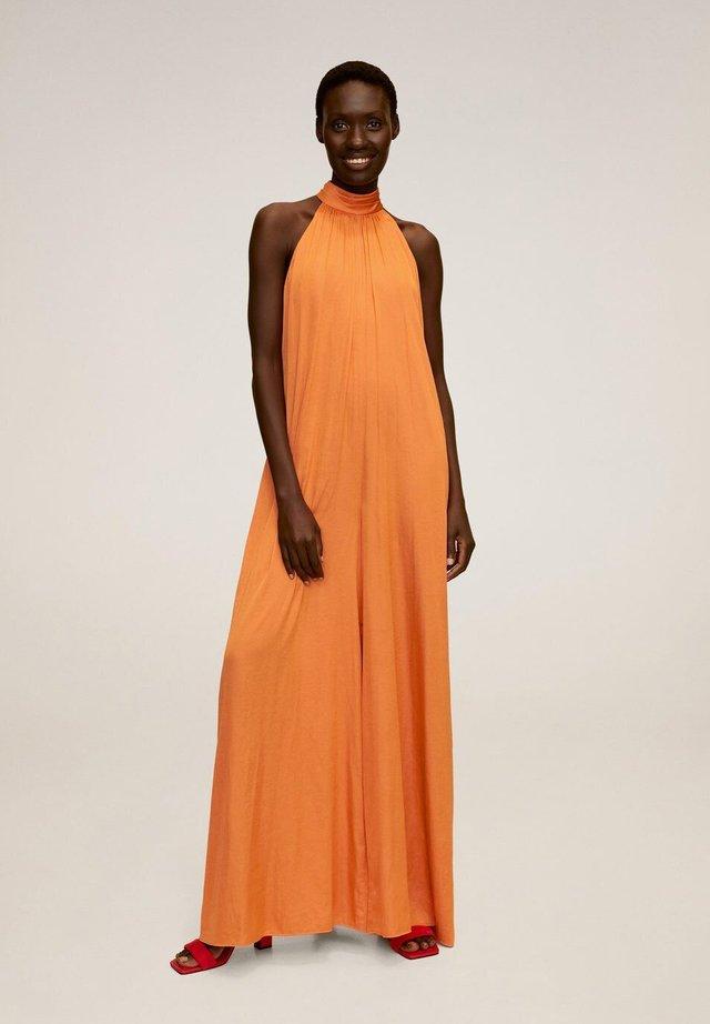 MEMORIA - Tuta jumpsuit - orange