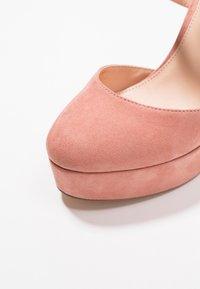 Even&Odd - High heels - rose - 2