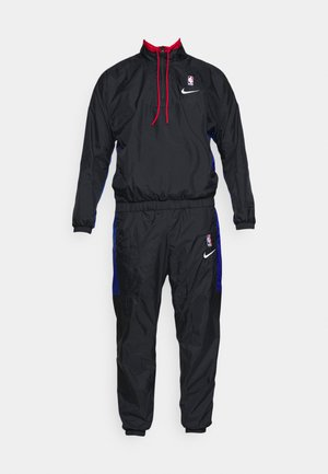 NBA CITY EDITION TRACKSUIT - Verryttelypuku - black/rush blue/university red
