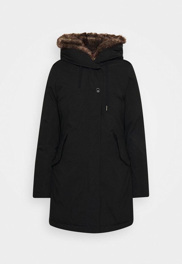 LANIGAN TECH - Płaszcz zimowy - black
