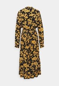 Moss Copenhagen - ESTRID MOROCCO DRESS  - Day dress - black - 1