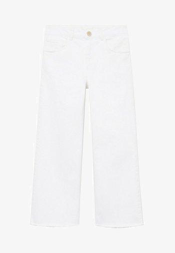 PAM - Jeans Straight Leg - weiß