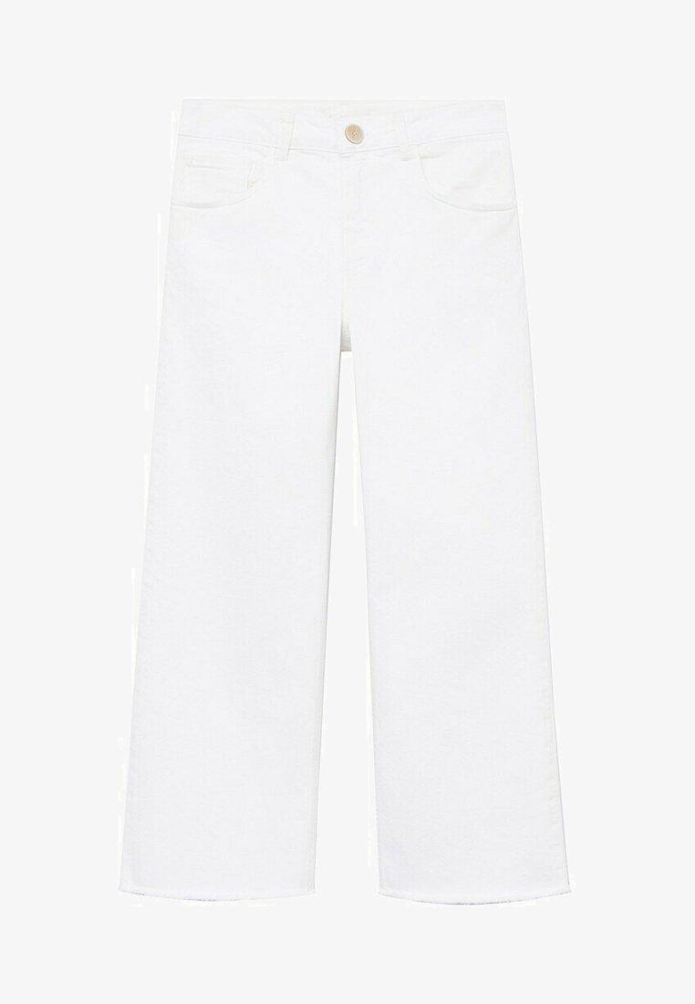 Mango - PAM - Straight leg jeans - weiß
