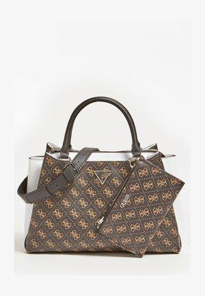 AMBROSE - Handbag - braun