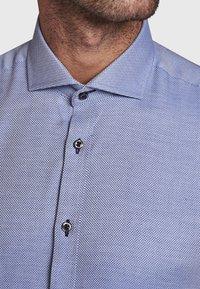 Bruun & Stengade - MALCOM - Zakelijk overhemd - blue - 4