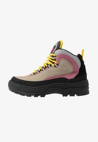 Tommy Jeans - TREKKING FROM THE ARCHIVES - Bottines à lacets - grey - 1