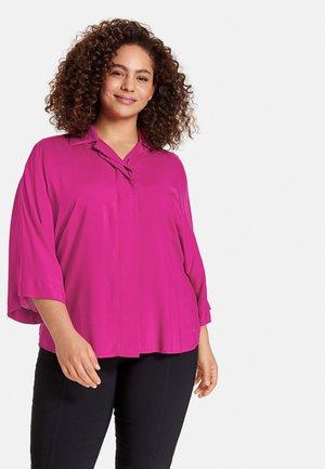 Overhemd - electric magenta