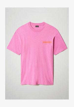 S-HAENA - Printtipaita - pink super