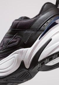 Nike Sportswear - M2K TEKNO - Trainers - black/offwhite/obsidian - 8
