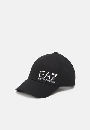BASEBALL HAT UNISEX - Keps - black