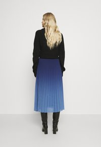 Desigual - FAL DARWIN - Maxi skirt - estate blue - 2