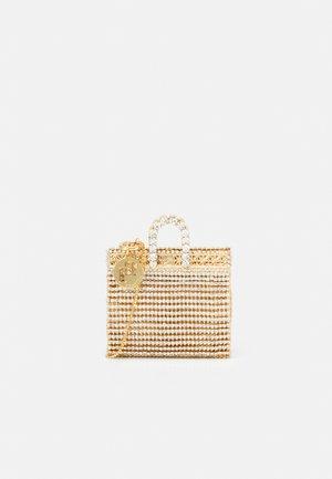 COSTANZA - Across body bag - gold-coloured