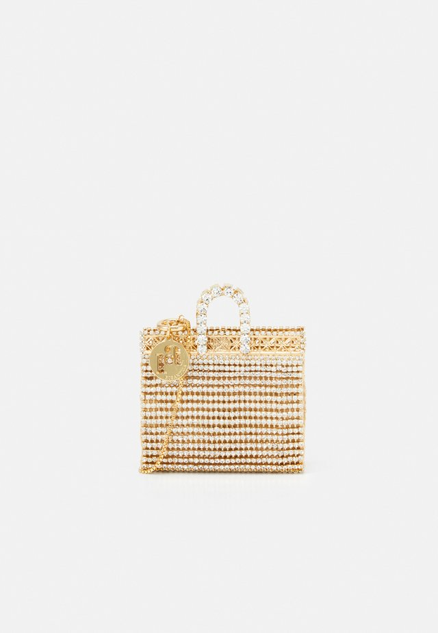 COSTANZA - Borsa a tracolla - gold-coloured
