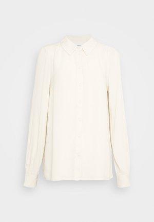 VMNICOLETTE - Button-down blouse - oatmeal
