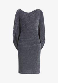 Vera Mont - Cocktail dress / Party dress - dark blue/silver - 2