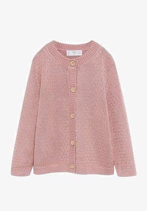 ISABEL - Kardigan - light pink