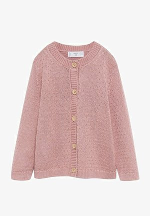 ISABEL - Cardigan - light pink