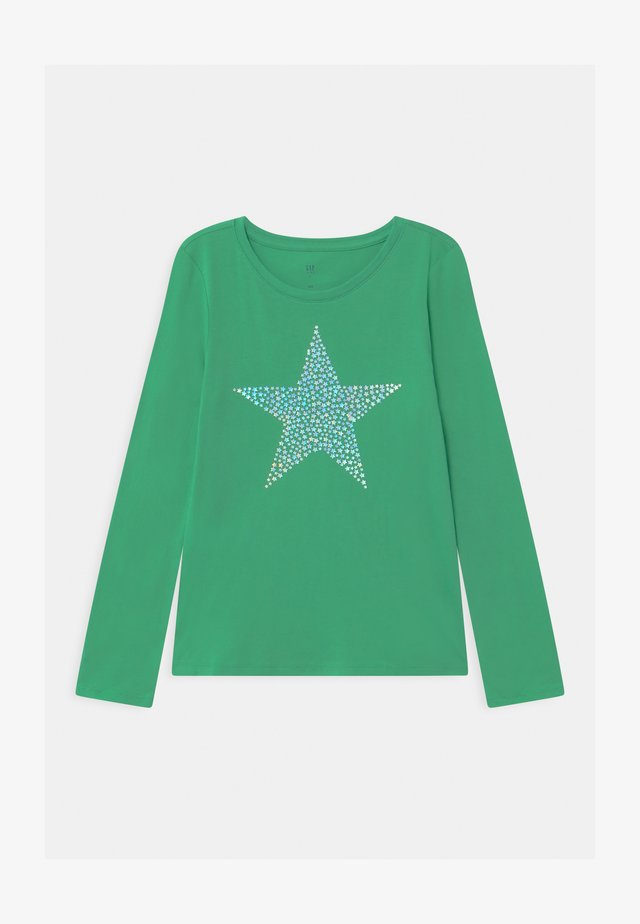 GIRL - Long sleeved top - bright meadow