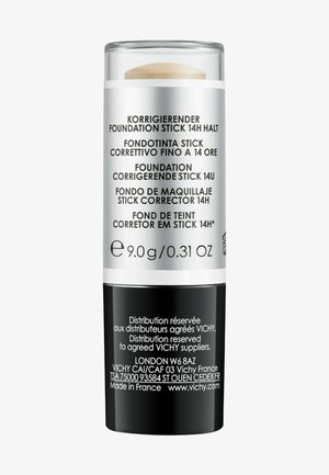 FACE MAKEUP DERMABLEND EXTRA COVER STICK 25 9G, 14H DECKENDER FO - Foundation - -