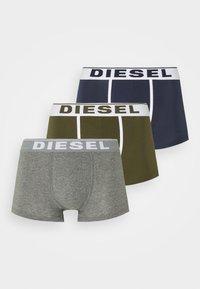 Diesel - DAMIEN 3 PACK - Pants - green/blue/grey - 5