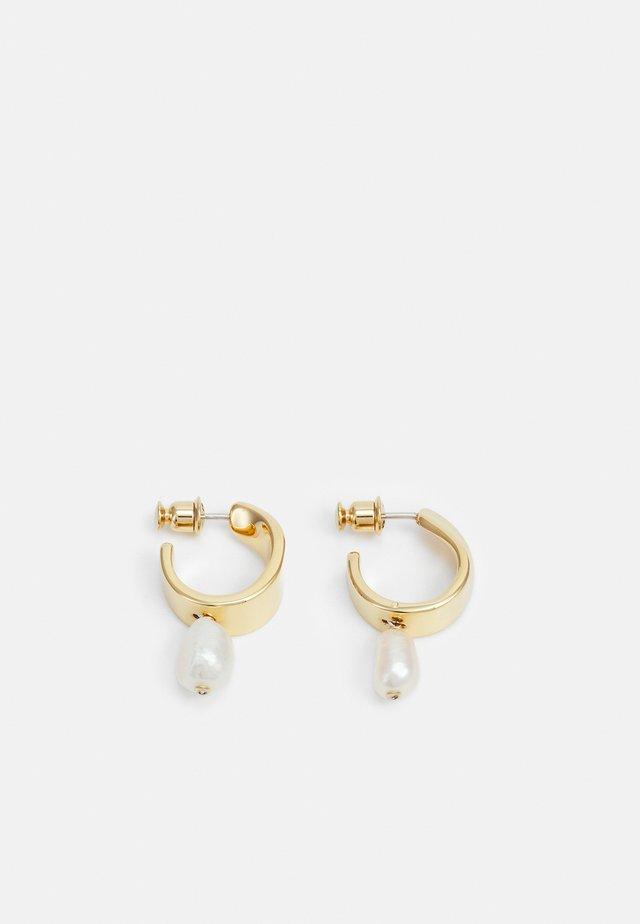 AGNETHE - Oorbellen - gold-coloured