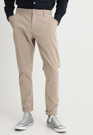 NORTON - Trousers - khaki