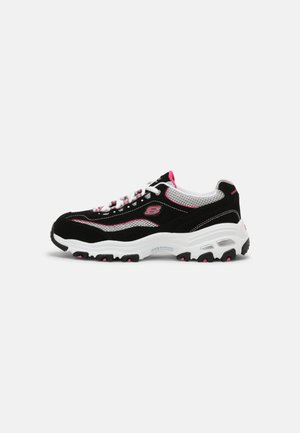D'LITES - Trainers - black/white/pink