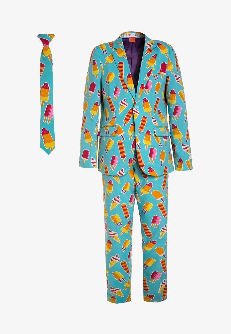 OppoSuits - TEEN BOYS COOL CONES SET - blazer - multicolor