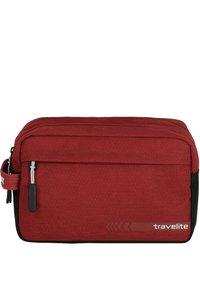 Travelite - KICK OFF  - Wash bag - red - 4