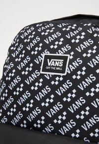 Vans - CLASSIC BACKPACK - Reppu - black - 7